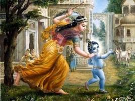 Vishnu and Bhagavata Puranas